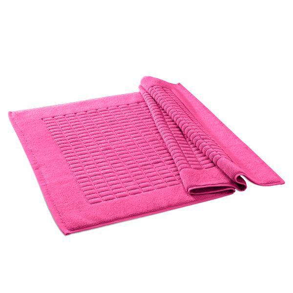tapis de bain cosy rose 60 x 90 cm achat vente tapis de bain cdiscount. Black Bedroom Furniture Sets. Home Design Ideas