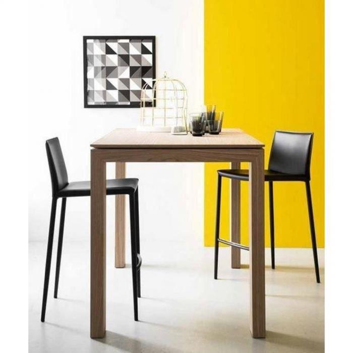 Table haute de repas extensible sigma counter 1 achat for Table haute repas cuisine