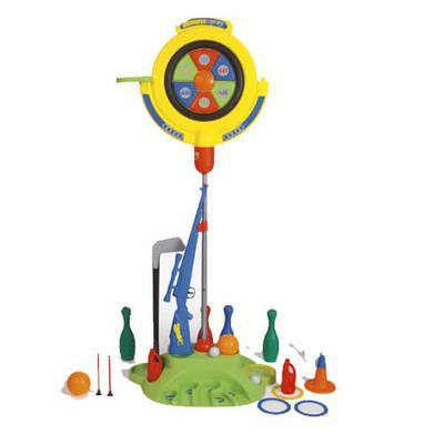 Coloma cible lectronique multi sport achat vente jeu de fl chette cdiscount - Jeu de flechettes electronique mural ...