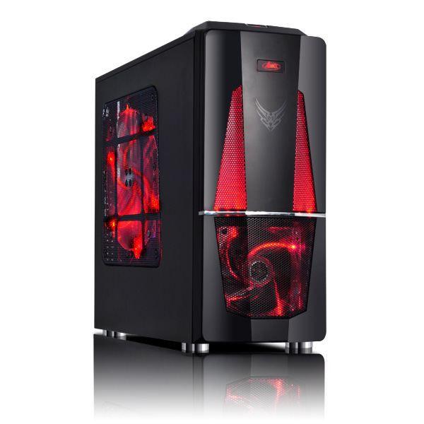 Pc gamer firecase amd fx 4100 geforce gtx 550 ti achat for Bureau ordinateur gamer