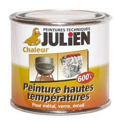 Julien peinture hte temp thermo600 noi achat for Prix peinture julien