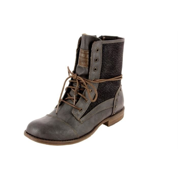 Mustang Shoes Hiver