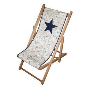 Transat bain de soleil enfant achat vente transat bain for Chaise longue en toile