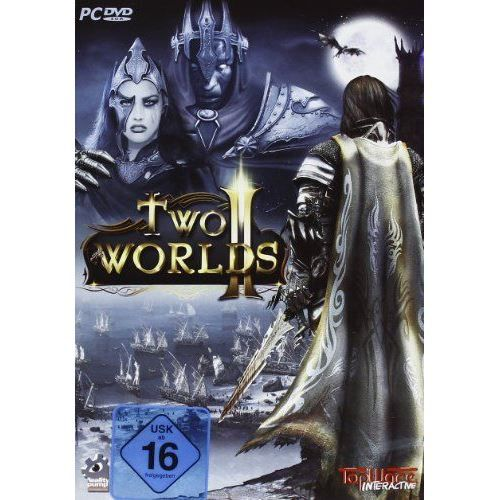 JEUX PC Two Worlds II [import allemand]