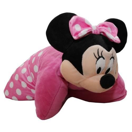 disney coussin 3d minnie mouse fille tu achat vente coussin cdiscount. Black Bedroom Furniture Sets. Home Design Ideas