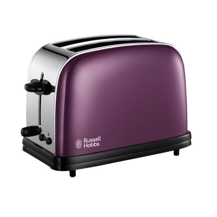 Grille pain russel hobbs 14963 56 achat vente grille pain toaster cdiscount - Russell hobbs grille pain ...