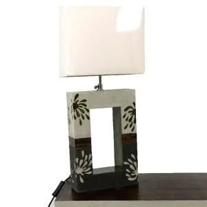 Object moved for Lampe a poser rectangulaire