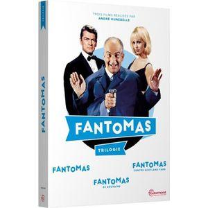 DVD FILM Coffret DVD Fantômas : Fantômas ; Fantômas se déch