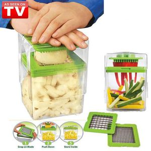 Nicer dicer accessoires achat vente nicer dicer accessoires pas cher cdiscount - Coupe legume nicer dicer ...