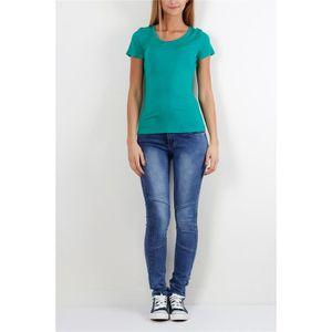 T-SHIRT T-shirt basique col rond