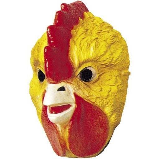 masque j de la fontaine poule achat vente masque decor visage cdiscount. Black Bedroom Furniture Sets. Home Design Ideas