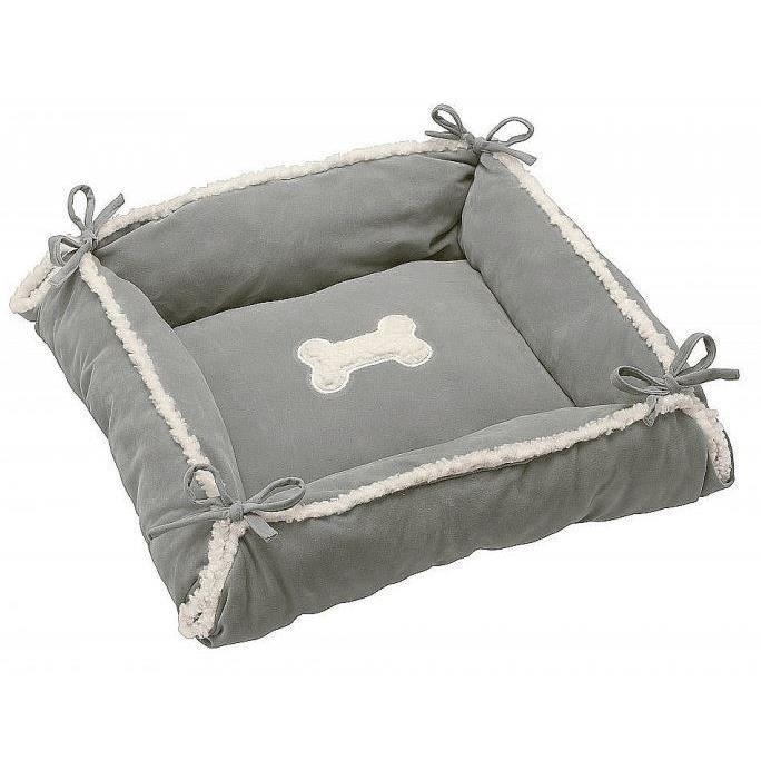 canap gris pour chien et chat achat vente corbeille. Black Bedroom Furniture Sets. Home Design Ideas