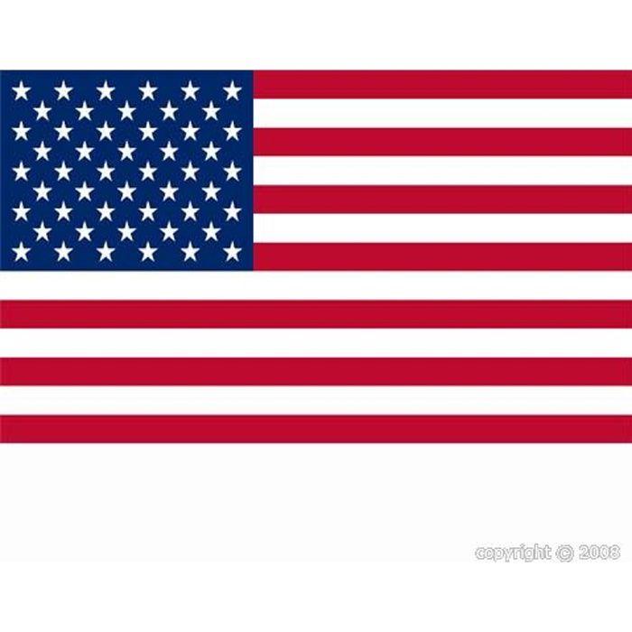 Drapeau usa achat vente drapeau d coratif cdiscount for Achat maison usa