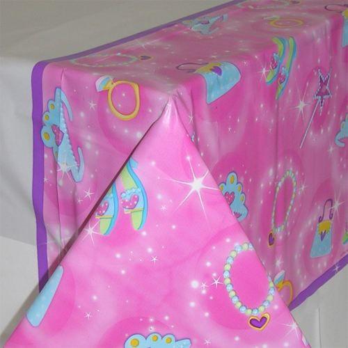 Nappe en plastique princesses achat vente nappe de - Nappe cuisine plastique ...
