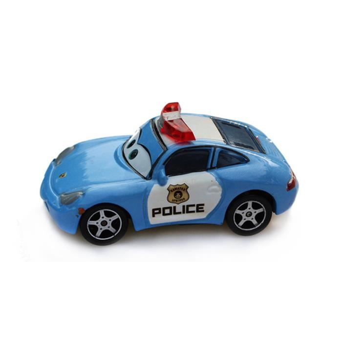 Pixar cars 2 sally police achat vente voiture camion cdiscount - Voiture sally cars ...