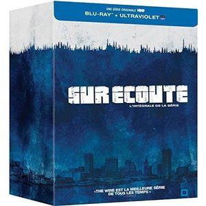 BLU-RAY SÉRIE Blu-ray Coffret Sur écoute - L'intégrale de la sér