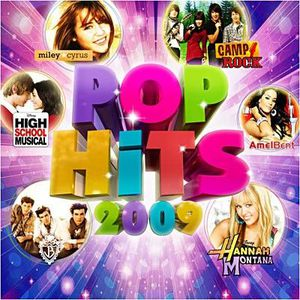 CD COMPILATION POP HITS 2009
