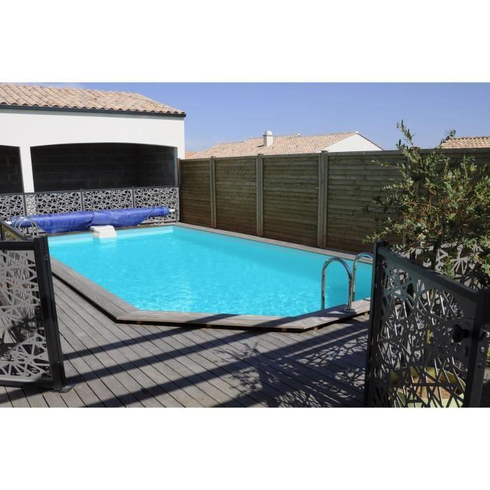Piscine bois cuba achat vente kit piscine piscine bois for Achat piscine bois