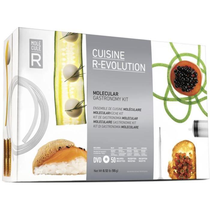 Kit cuisine moleculaire achat vente kit cuisine moleculaire pas cher cd - Cuisine a prix discount ...
