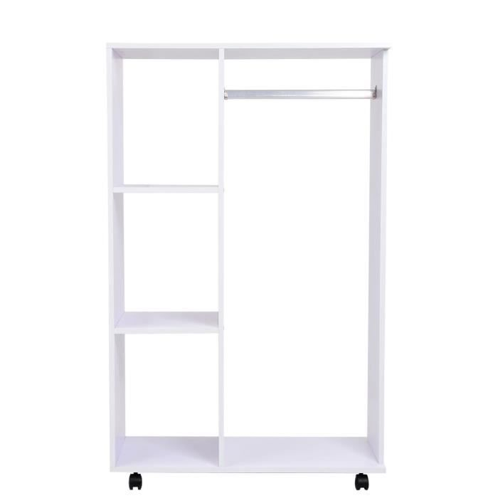 Armoire de rangement amovible achat vente petit meuble rangement armoire - Cdiscount armoire de rangement ...