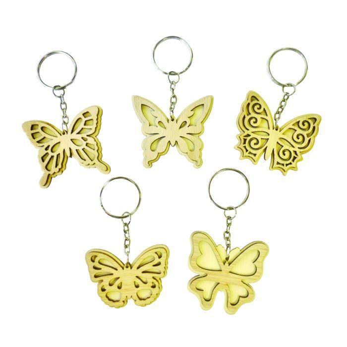 Papillon 10 Discount Porte-clés - P...