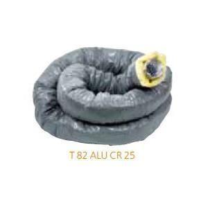 gaine souple alu iso50 d150 l6m achat vente a ration cdiscount. Black Bedroom Furniture Sets. Home Design Ideas