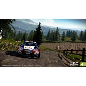 Jeu PS3 BIGBEN WRC 4