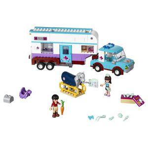 lego fille 7 12 ans achat vente jeux et jouets pas chers. Black Bedroom Furniture Sets. Home Design Ideas