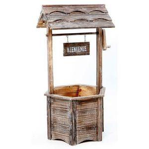 puit de decoration achat vente puit de decoration pas cher les soldes sur cdiscount. Black Bedroom Furniture Sets. Home Design Ideas