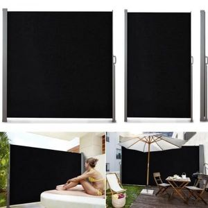brise vue retractable achat vente brise vue retractable pas cher cdiscount. Black Bedroom Furniture Sets. Home Design Ideas