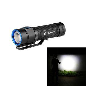 LAMPE - LANTERNE Olight® S1A Lampe de Poche à LED avec Piles - 600