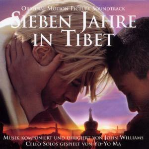 CD MUSIQUE DE FILM - BO OST-SEVEN YEARS IN TIBET