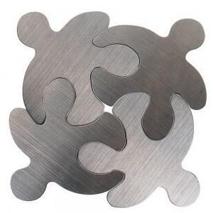 Dessous de plat puzzle round achat vente dessous de plat cdiscount - Dessous de plat original ...