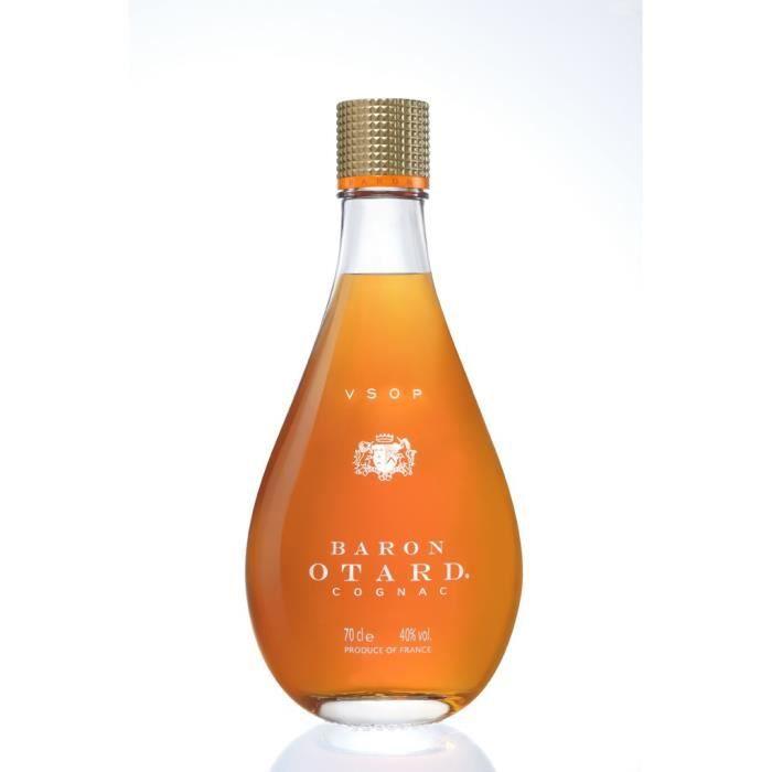cognac baron otard vsop 70cl 40 achat vente digestif eau de vie cognac otard vsop 70cl 40. Black Bedroom Furniture Sets. Home Design Ideas