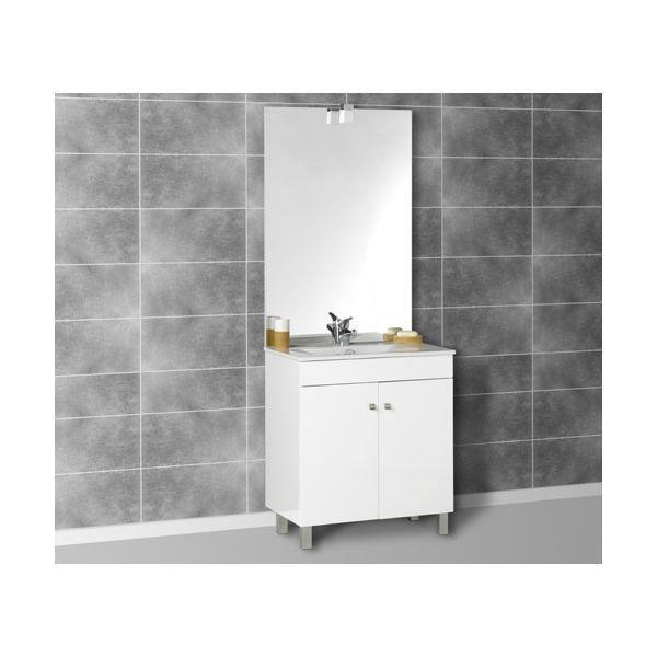 Rsultat Suprieur  Incroyable Meuble Vasque Simple Salle De Bain