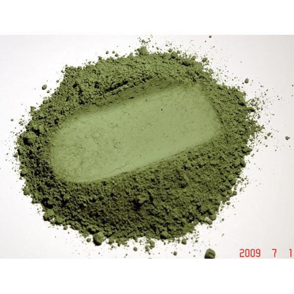 Vert de nicosie 250g pigment naturel pour peinture vert de nicosie partir de 250g dolci - Pigments naturels pour peinture ...