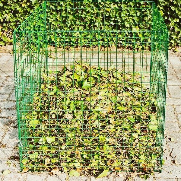 composteur jardin conteneur bac silo compost achat vente composteur accessoire soldes. Black Bedroom Furniture Sets. Home Design Ideas