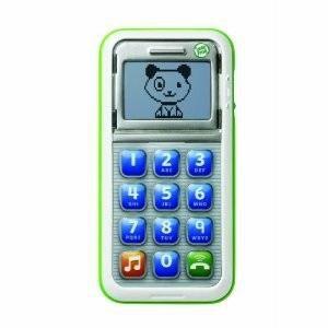 TELEPHONE JOUET LEAPFROG Mon Téléphone Parle et Compte