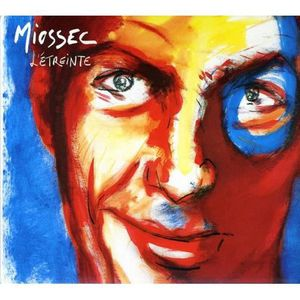 CD MUSIQUE DU MONDE Miossec - L'Etreinte