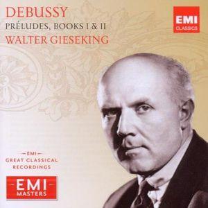 CD MUSIQUE CLASSIQUE CD Préludes, Livres I & Ii [CD] Debussy Claude et