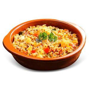 SUBSTITUT DE REPAS Minceur D - Taboulé de Quinoa végétarien - Plat cu