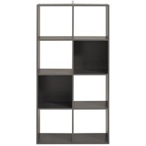 meuble 8 cases achat vente meuble 8 cases pas cher cdiscount. Black Bedroom Furniture Sets. Home Design Ideas