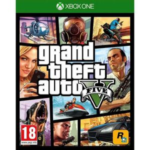 JEUX XBOX ONE GTA V Jeu XBOX One