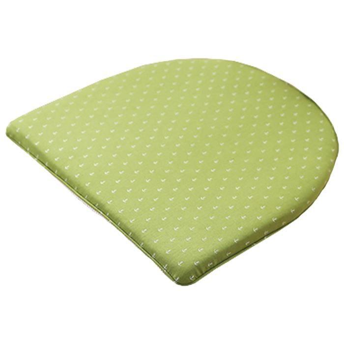 Bureau maison confortable coussin de chaise de coussin de si ge vert achat vente coussin de - Coussin chaise de bureau ...