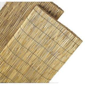 Canisse roseau 2mx5m achat vente cl ture grillage canisse roseau 2mx5m cdiscount for Cloture jardin roseau