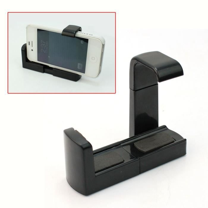 t l phone adapter bracket support pour tr pied iphone 5 4s 4g ipod smartphone prix pas cher. Black Bedroom Furniture Sets. Home Design Ideas