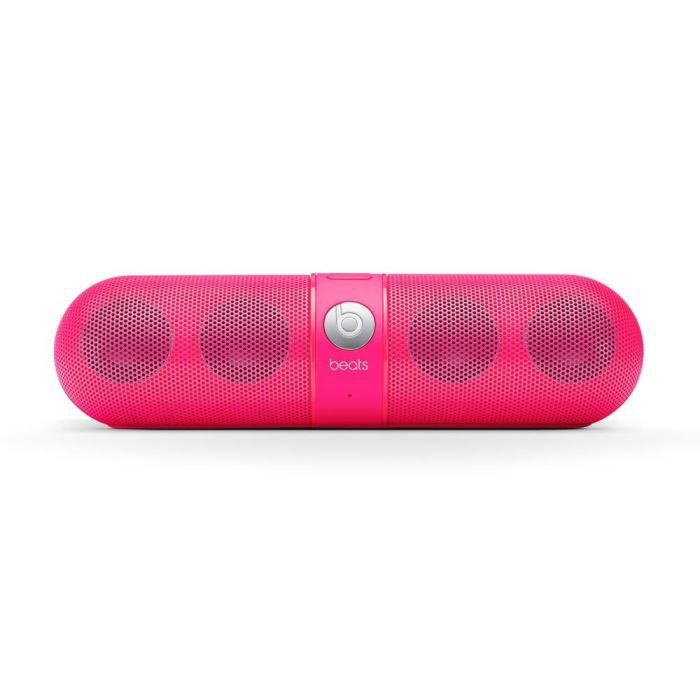 beats by dr dre pill neon pink enceintes bluetooth prix. Black Bedroom Furniture Sets. Home Design Ideas