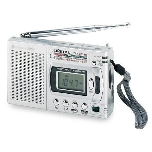 Roadstar radio portable de voyage num rique radio cd for Radio numerique portable