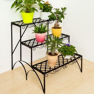 etagere plantes achat vente etagere plantes pas cher les soldes sur cdiscount cdiscount. Black Bedroom Furniture Sets. Home Design Ideas