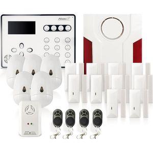 alarmes pour porte d entree achat vente alarmes pour porte d entree pas cher cdiscount. Black Bedroom Furniture Sets. Home Design Ideas